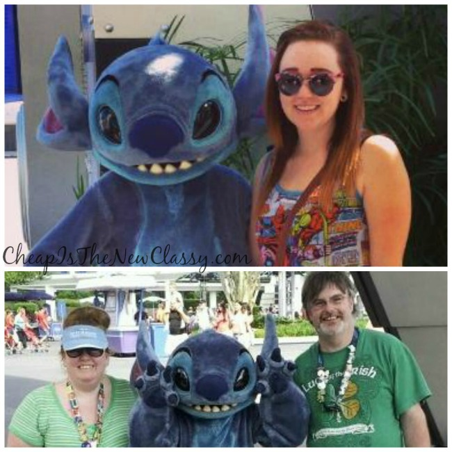 Stitch Character Meet and Greets at Walt Disney World: Memorable Souvenirs That Don't Cost A Lot of Money | Cheap Is The New Classy