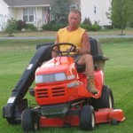 Lawn Mower Prep for Winter Tutorial #sponsored by MetLife