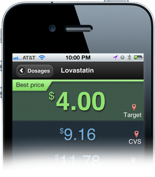 LowestMed App Helps You Find The Best Prescription Prices #sponsored