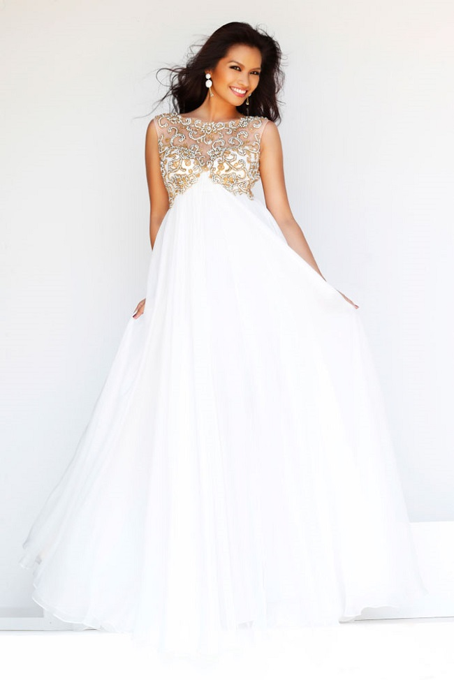 Prom Dresses 2015: Shop early for 2015 prom dresses to get the best selection #sponsored