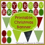 Cute and Festive Free Christmas Printables