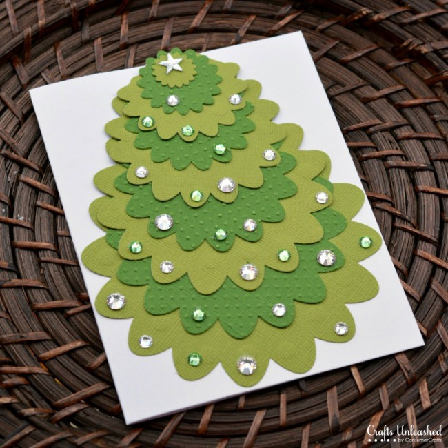 Skip The Store This Year And Make These Beautiful DIY Christmas Cards Instead
