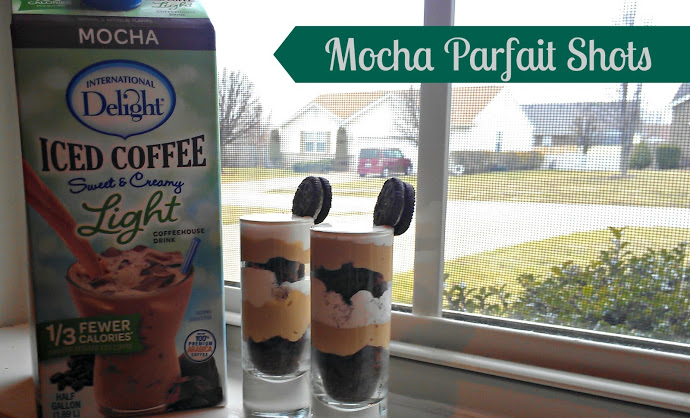 Mocha Parfait Shots: 10 Perfect Parfait Recipes For National Parfait Day | Cheap Is The New Classy