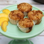 Peaches-and-Cream-Oatmeal-Muffins