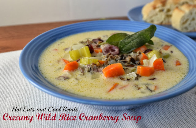 Creamy Wild Rice Cranberry Soup: Cranberry Recipes: 10 Tasty Recipes With Cranberries | Cheap Is The New Classy