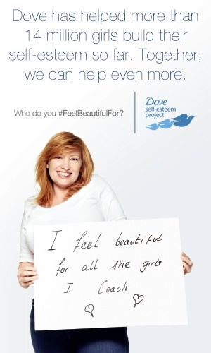 The Dove Self Esteem Project Helps Women Realize What They #FeelBeautifulFor #sponsored