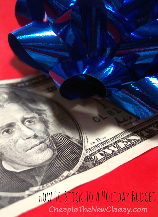 Tips to Making and Sticking to a Holiday Budget #CleverGirls #ad #FinancialPeace