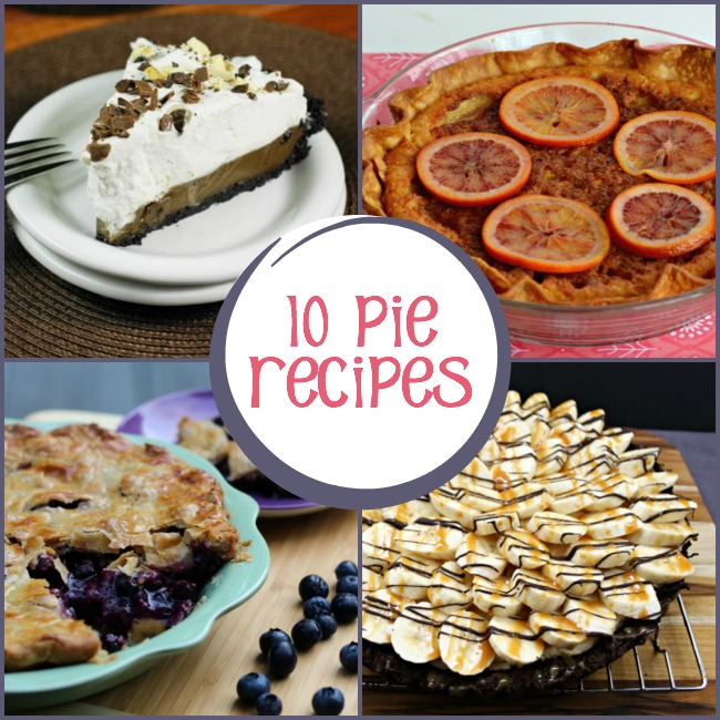 Thanksgiving Pie Recipes: 10 Yummy Alternatives To Pumpkin Pie | Cheap Is The New Classy