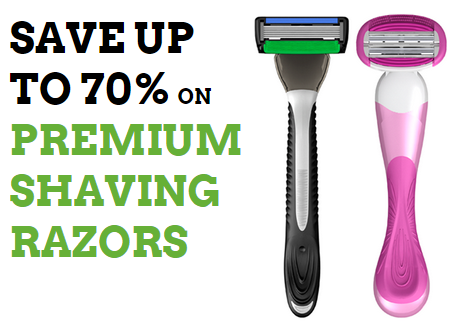 With ShaveMob, you can get that close shave your are looking for without the premium price. Get razors delivered to your door for less than $25 per year.