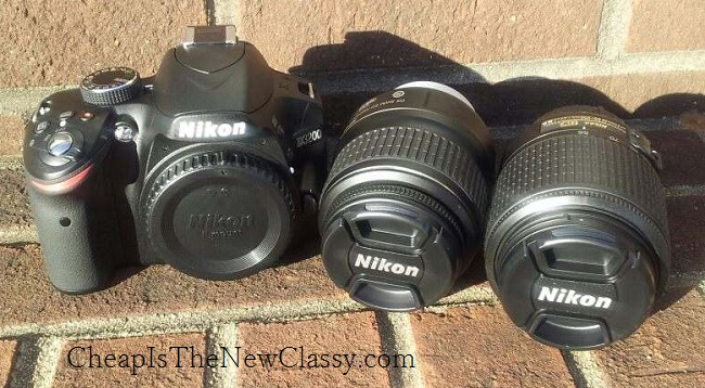 My First Black Friday Buy: A Nikon D3200 Camera #sponsored