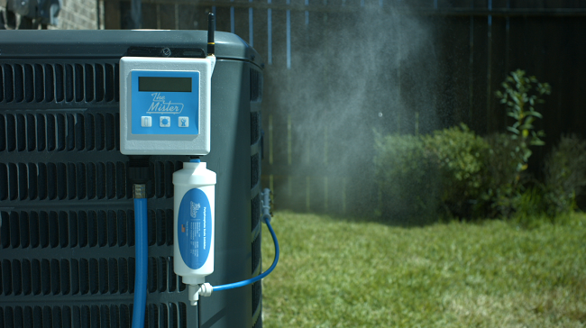 Mist Ac Unit : Save up to on your a c bill with the mister