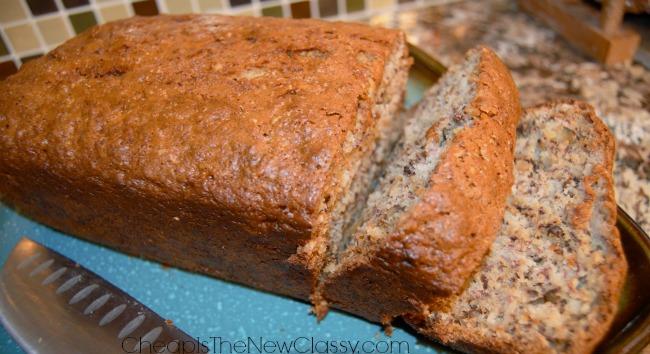 Easy Banana Bread Recipe Prepare In Just Minutes