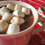 Delicious Hot Chocolate- Crockpot