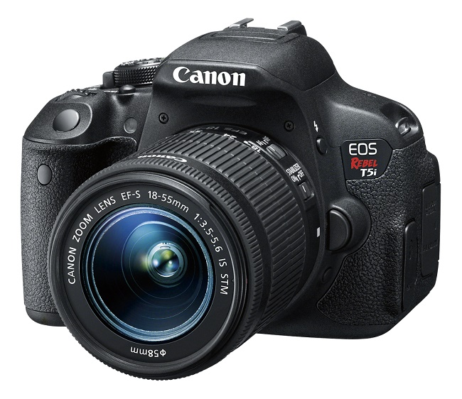 Canon EOS Rebel T5i at Best Buy #HintingSeason #sponsored #CanonatBestBuy