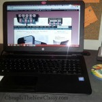 Last year I purchased an HP 2000 Notebook PC at Walmart on Black Friday. I was so pleased with it, I purchased the HP Notebook this year on Black Friday. #sponsored
