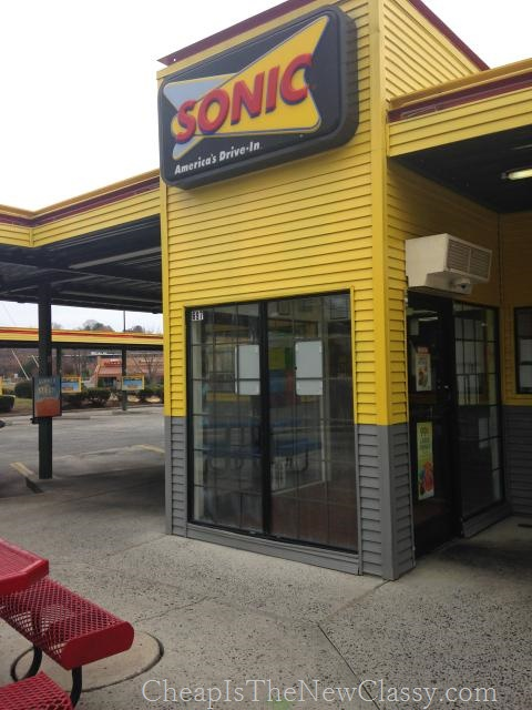 Experience A Blast From The Past At Sonic Drive In #sponsored