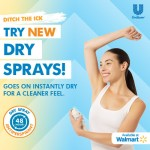 Ditch The Ick With New Degree Dry Spray Deodorant #sponsored #TryDry
