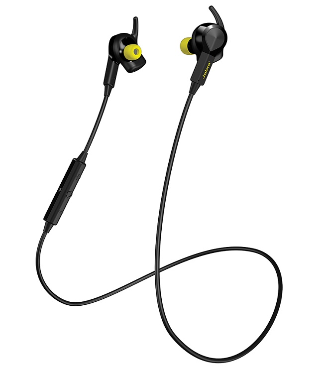 Rock Your Workout With Jabra Pulse Wireless Earbud Headphones @BestBuy #ad #JabraHeadphonesBBY
