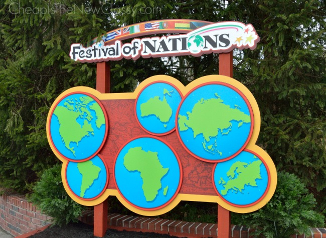 Enjoy shopping, food, dance and music acts from around the world at the Dollywood Festival of Nations 2015.