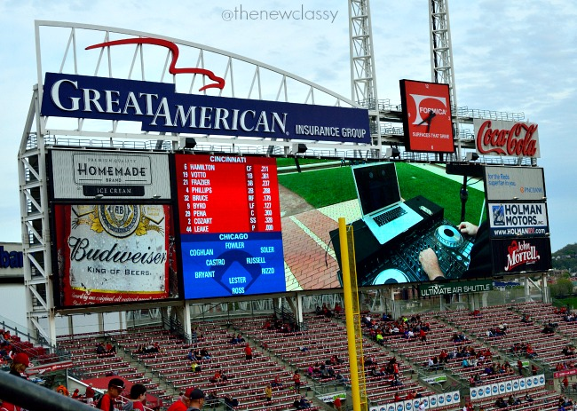 Why Cincinnati Reds Games Are For Girls, Too