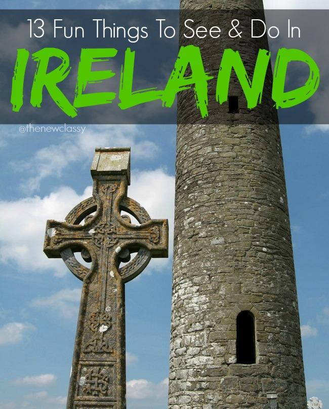 13 Things To Do In Ireland #CharlotteJITI #sponsored