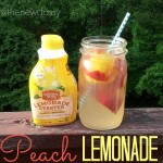 Easy and Delicious Peach Lemonade Recipe