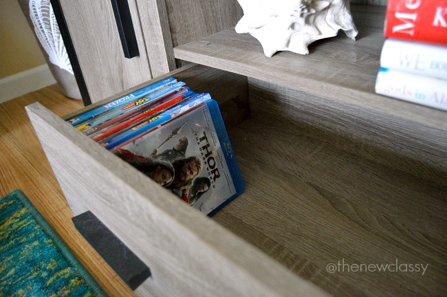 TV Console Ideas: Repurposing As A Stylish Bookcase