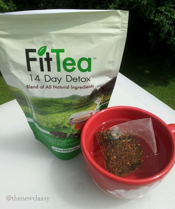 Getting Beach Ready With FitTea #FitTea