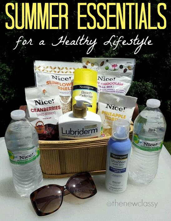 Summer Essentials To Compliment A Healthy Summer Routine #cbias #ad #RewardHealthyChoices