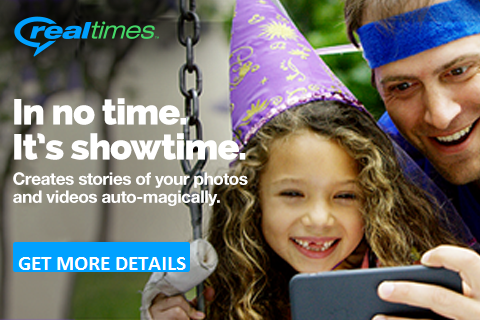 Easily Organize and Share Pictures Instantly with RealTimes #ad #RealTimes