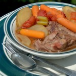 Grandma's Slow Cooker Pot Roast Recipe