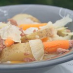 Easy Slow Cooker Corned Beef And Cabbage Recipe