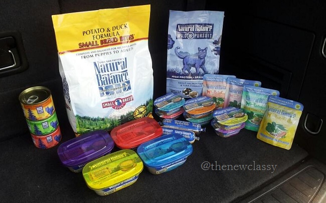Natural Balance Dog Food Now Available At PetSmart #ad #PetSmartStory