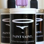 Save Money On Paint & Brushes With My Paint Saint #sponsored