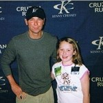 Amber and Kenny Chesney