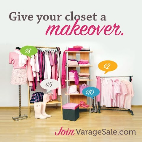 Earn Extra Cash Selling Items You No Longer Want On VarageSale #sponsored