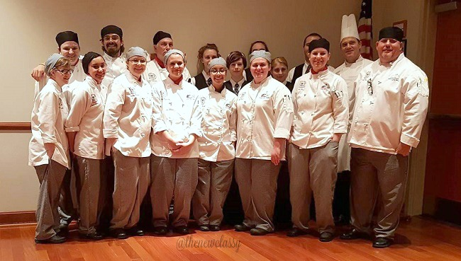 Visiting The Culinary School At Walters State Community College #ad #Sevierville