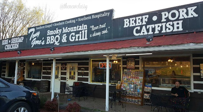 Tony Gore's Smoky Mountain BBQ & Grill #ad #Sevierville