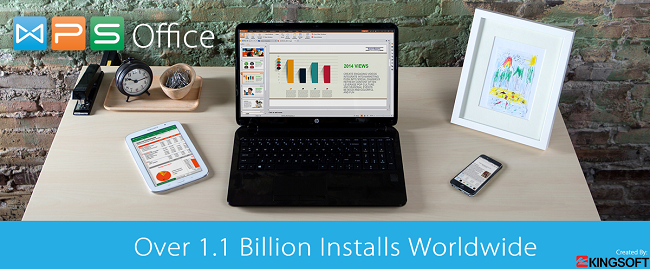 WPS Office: The Microsoft Office Alternative