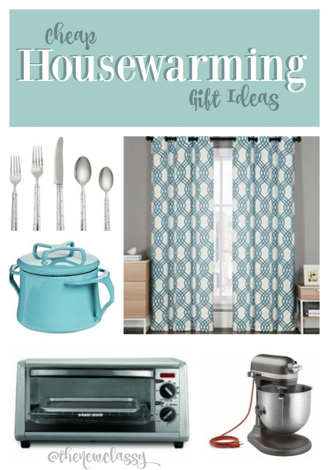 Cheap Housewarming Gift Ideas #sponsored #ShopGreenLiveGreen