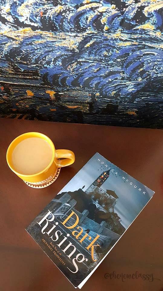 Monica McGurk's Dark Rising Book Review #sponsored #DarkRising