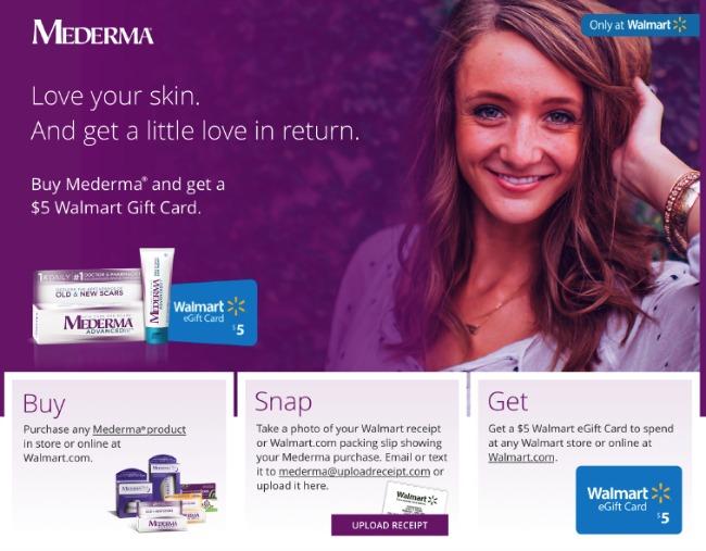Get A $5 Walmart eGift Card With Mederma Purchase #cbias #ad #MyMederma