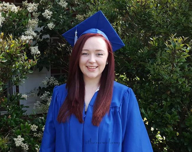 amber graduation