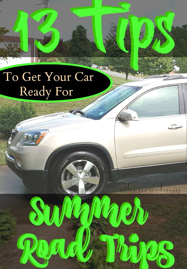 13 Summer Car Care Tips For Great Road Trips #cbias #ad #SummerCarCare