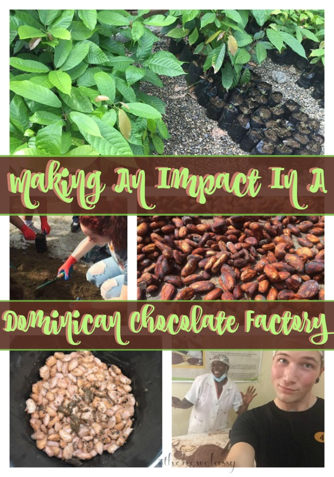 Volunteering In A Dominican Chocolate Factory #sponsored #TravelDeep #travel