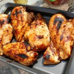 Grilled Honey BBQ Chicken + Arnold Palmer Recipe #sponsored #BestSummerBBQ