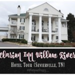 A Tour Of The Clarion Inn Willow River In Sevierville, TN #Sevierville #travel AD