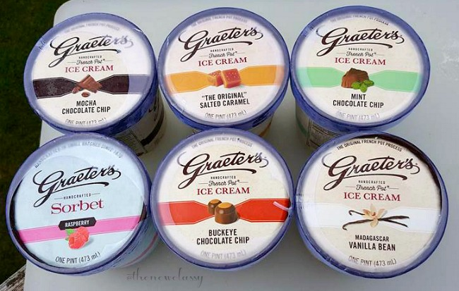 12 Yummy Flavors To Help You Celebrate National Ice Cream Month #sponsored
