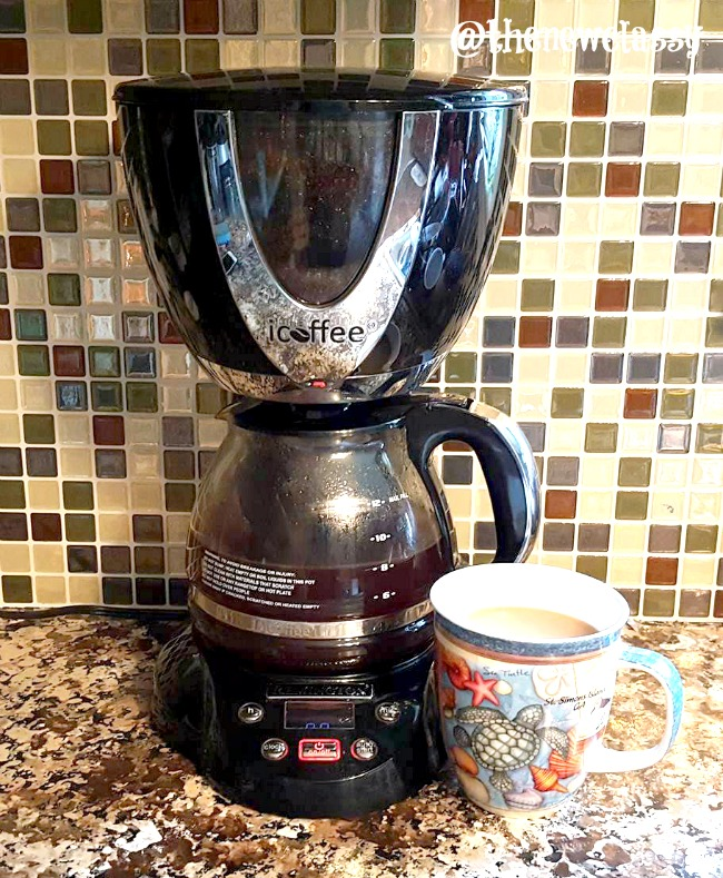 The iCoffee Brewer Is Music To My Ears, Literally #icoffee AD