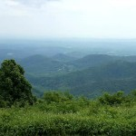 Scenic Overlooks Of Rocky Knob On The Blue Ridge Parkway #travel #findyourpark